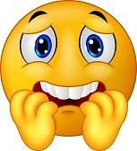 33886499-motic-ne-peur-caricature-smiley