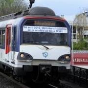 Antoine Bus, Train