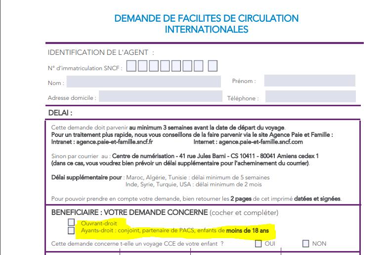 agence famille sncf carte fip Carte FIP   L'entreprise SNCF, ses métiers, ses cheminots   Le Web